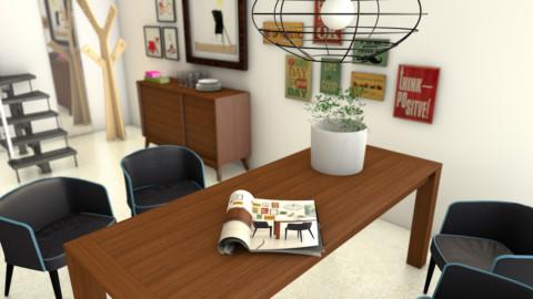 focale sur détail mobilier